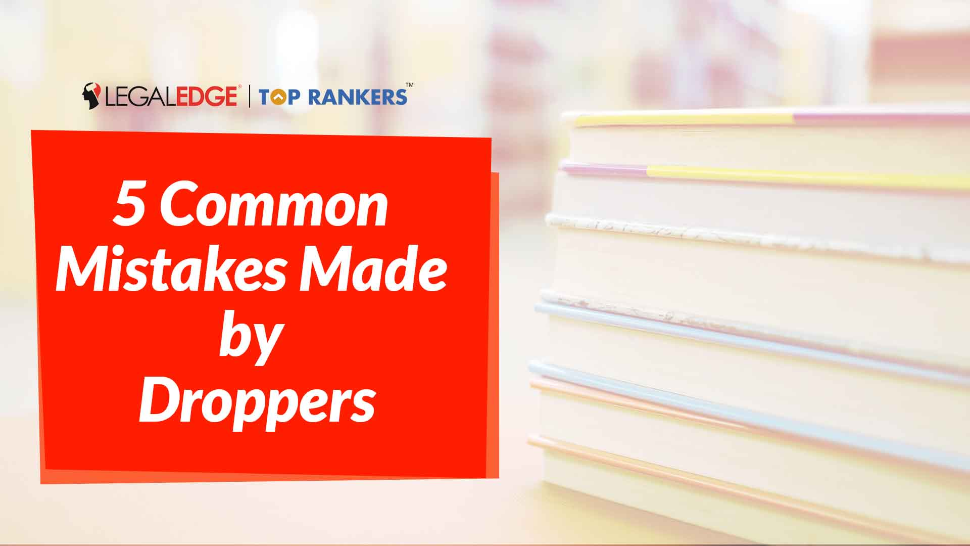 5 Common Mistakes Made by Droppers | By Arvind Sir