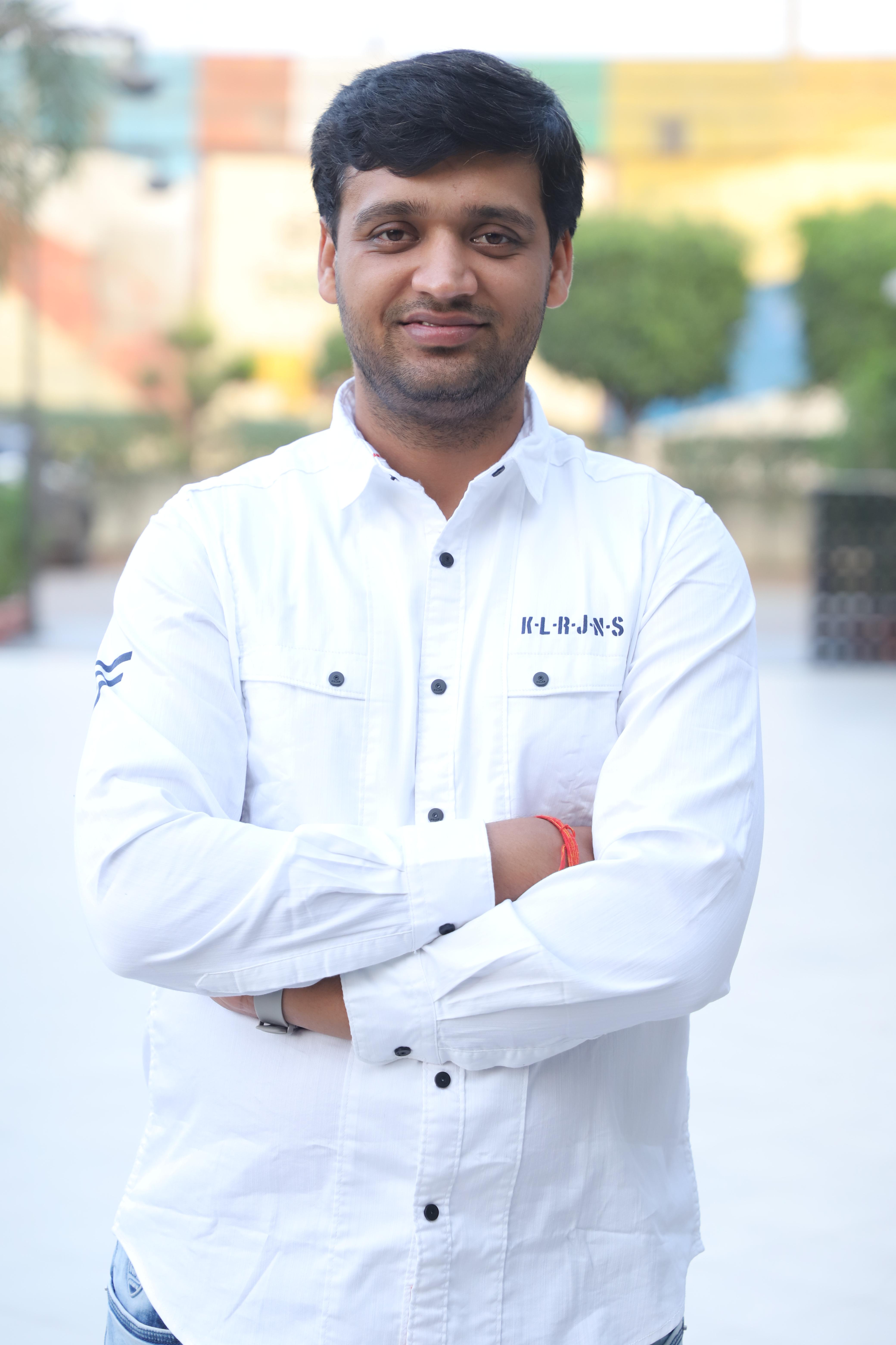 CS Ashish Nayak