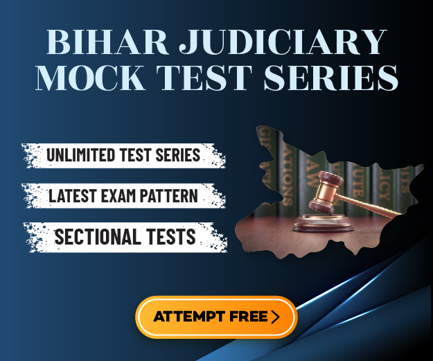 Bihar Judiciary mock test