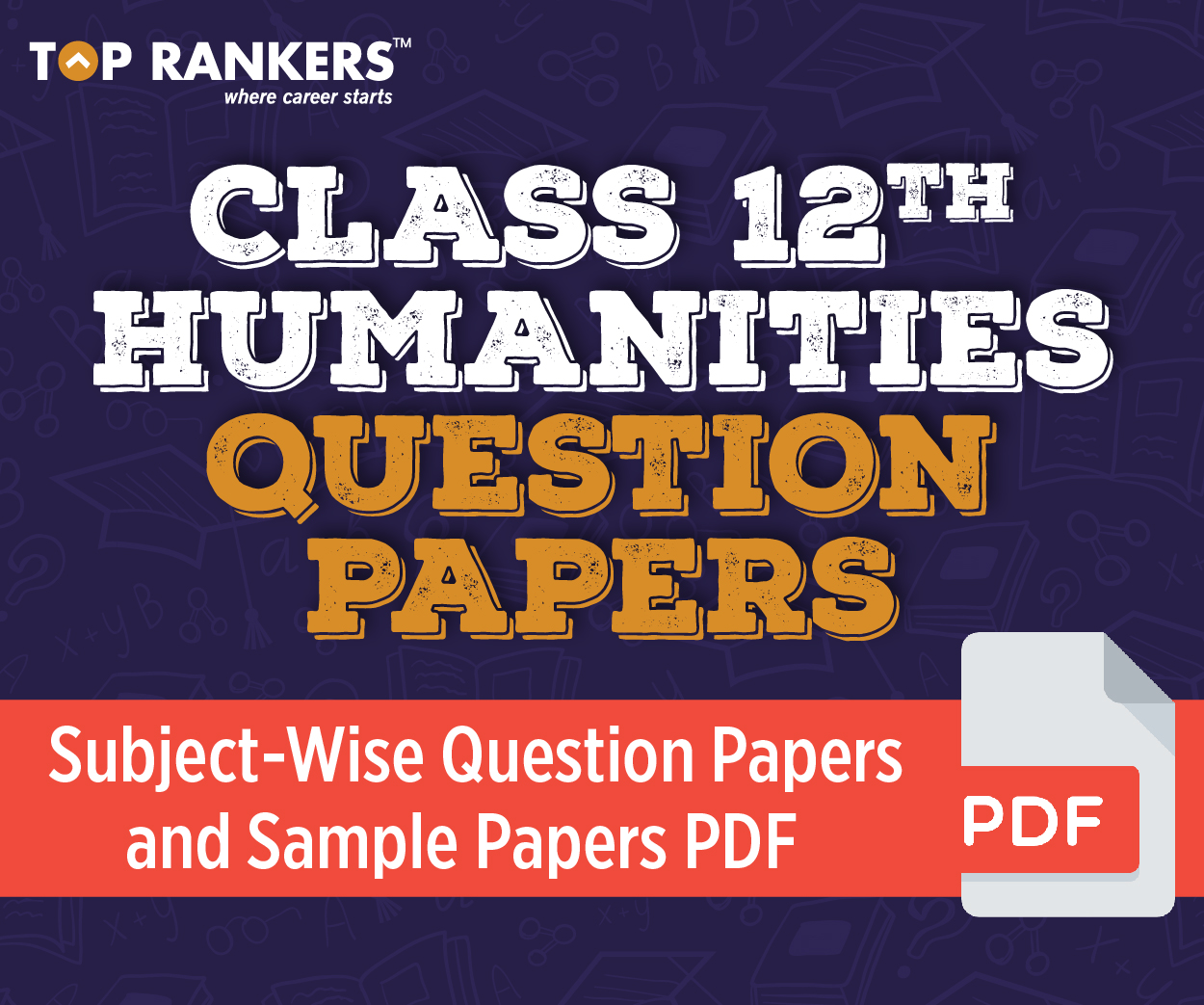 12th humanities question papers