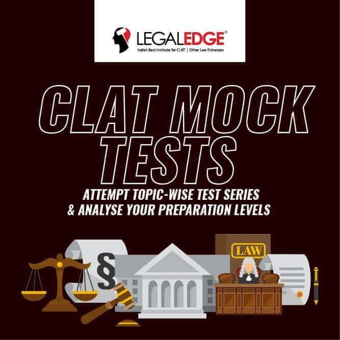 clat Mock test