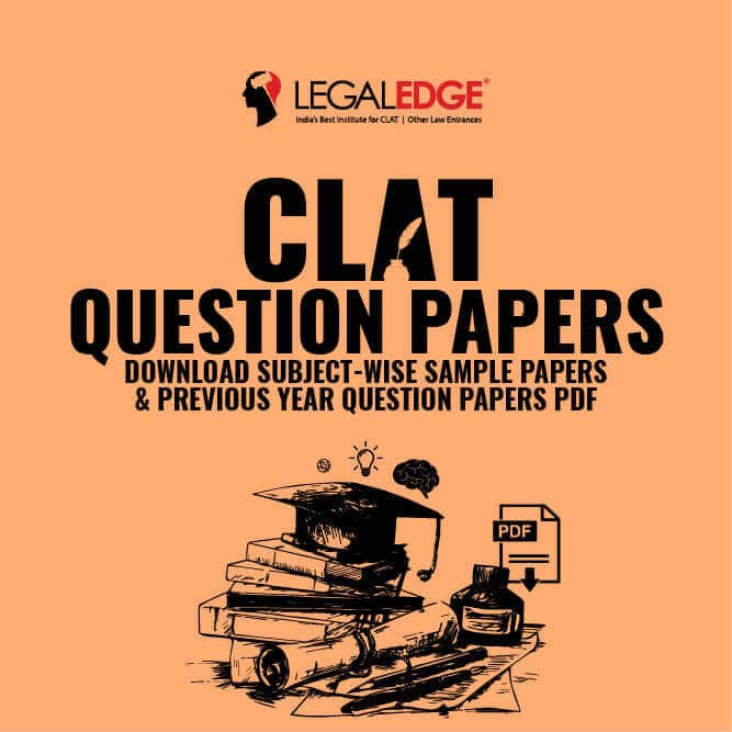 clat question papers