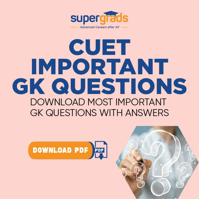 cuet gk important questions