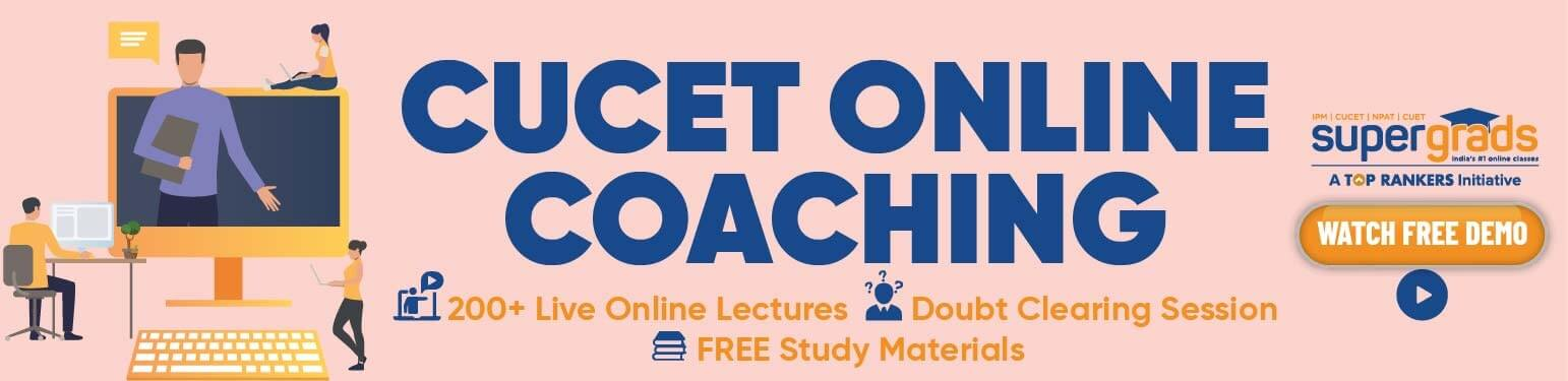 cucet online coaching