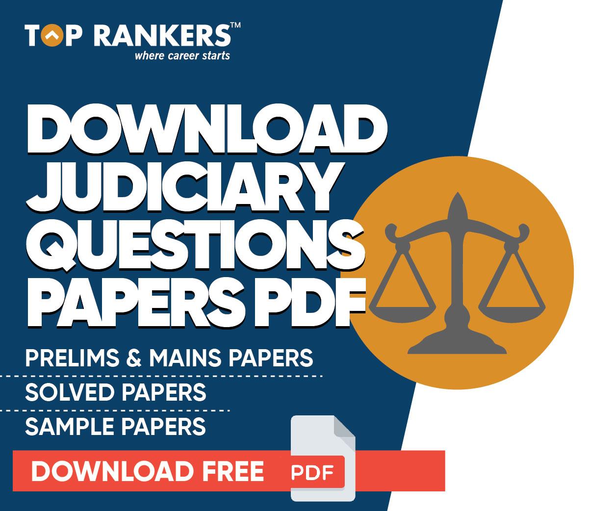 Bihar Judiciary Question Papers