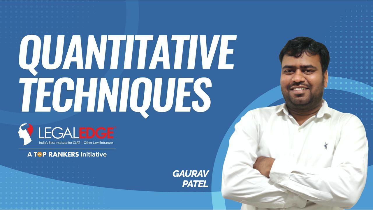 CLAT Gold | Quantitative Techniques | Simple Interest | By Gourav Sir