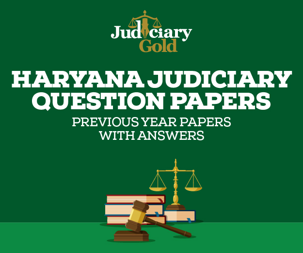 Haryana Judiciary Question Paper