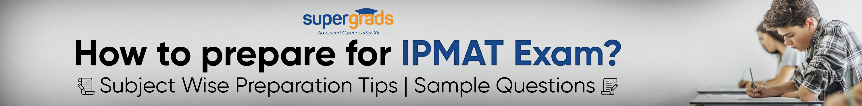 IPMAT Preparation Tips