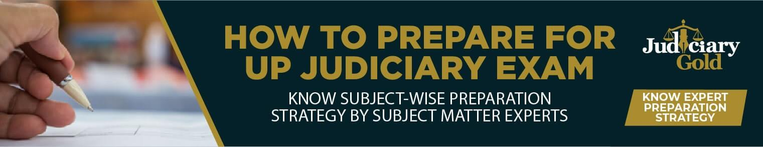 up judiciary preparation