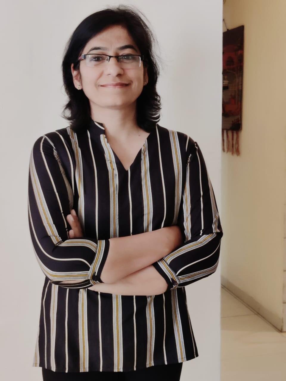 Ms Vrinda Garg