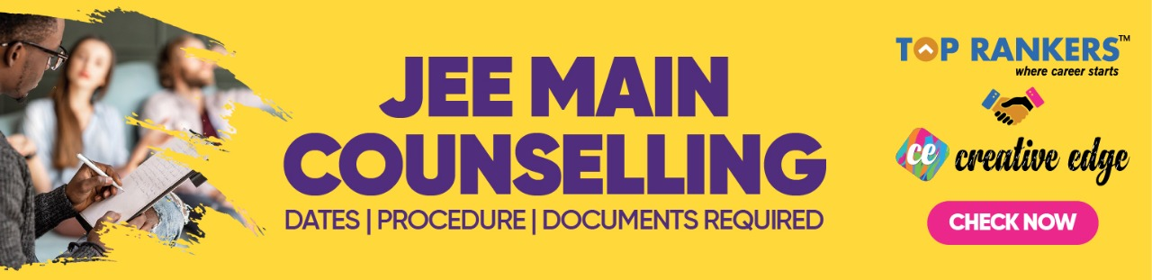 JEE Main Paper 2 Counselling