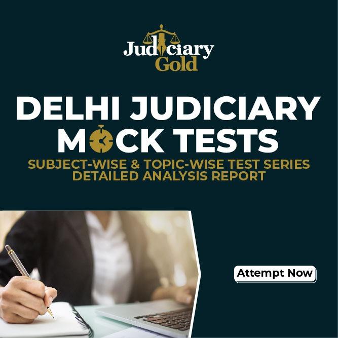 Judiciary Mock Test