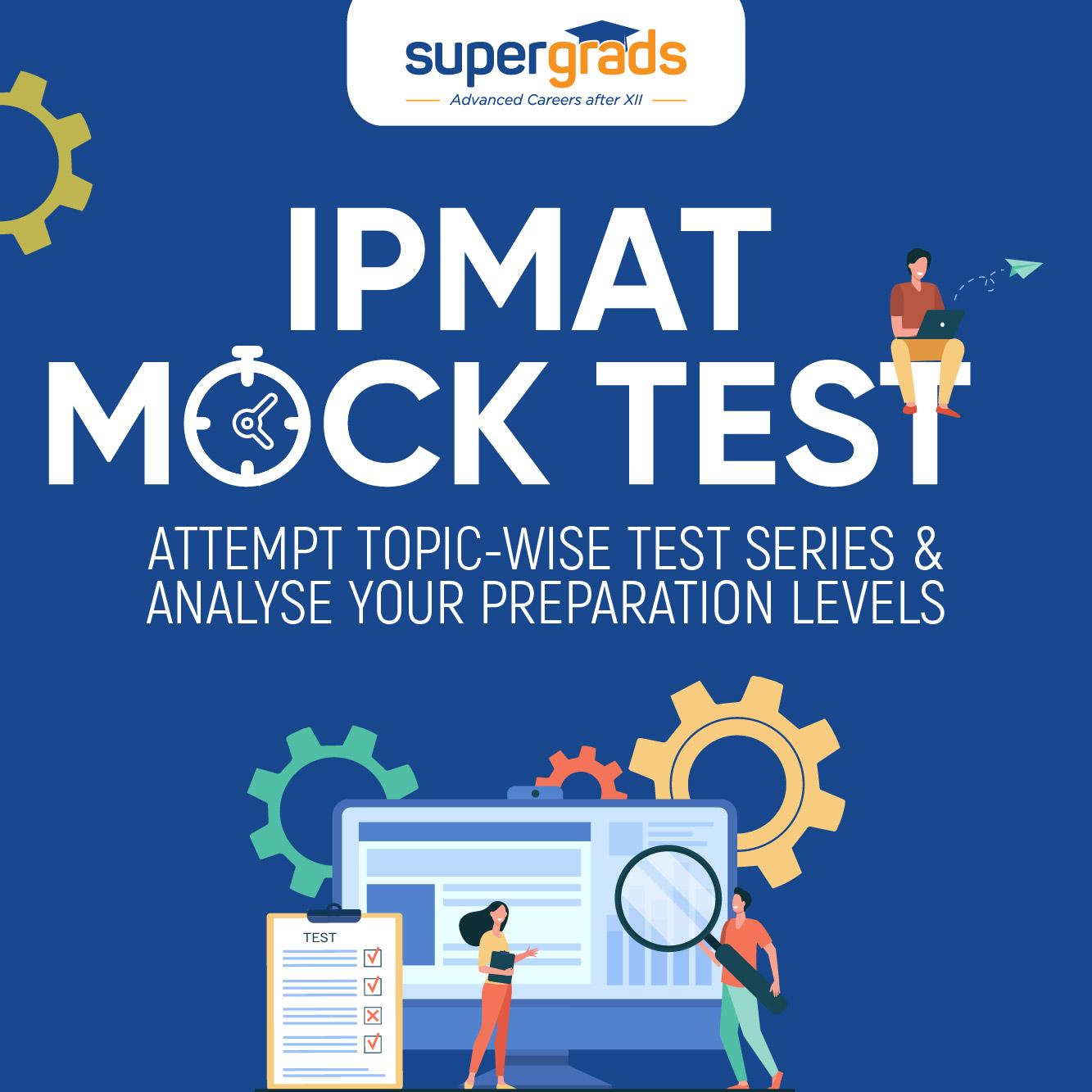 IPMAT mock test