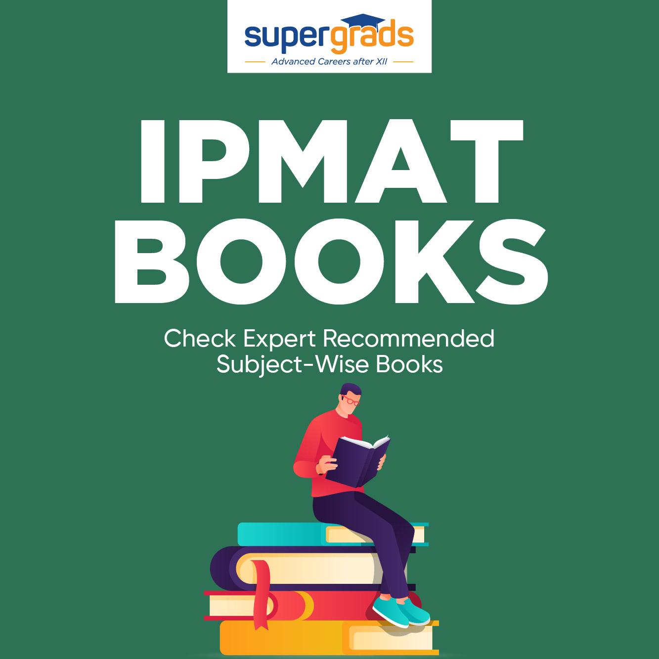 IPMAT books