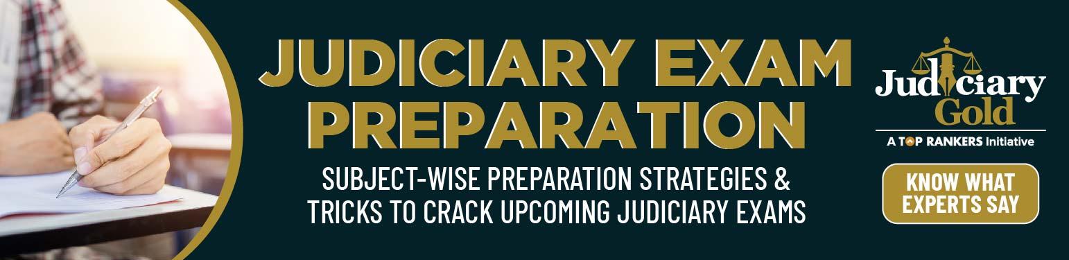 judiciary preparation