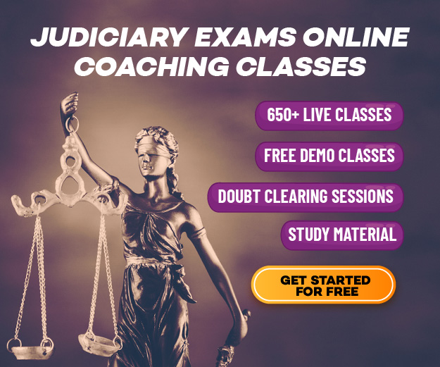 UP Judiciary Online Coaching