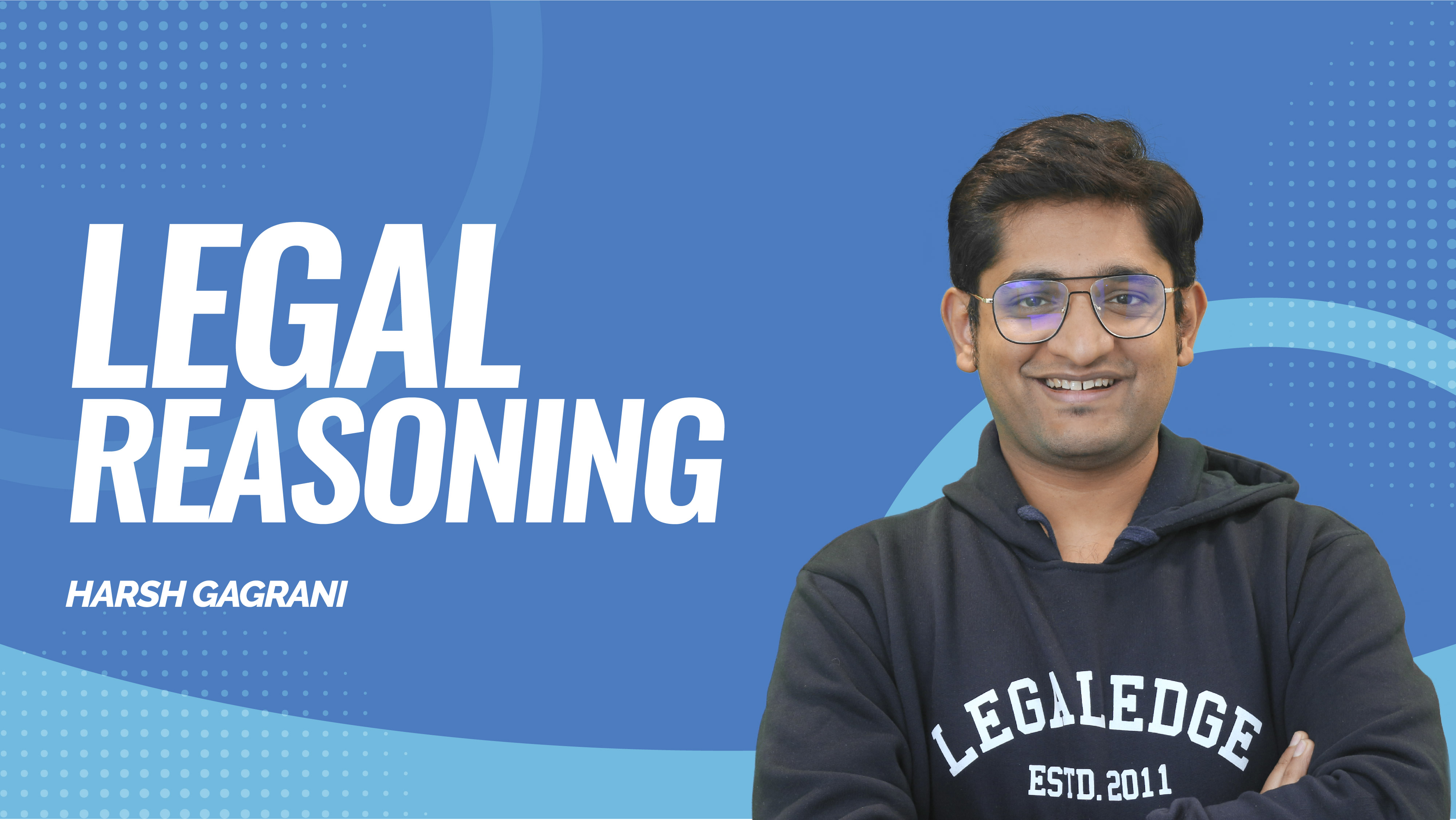 CLAT Gold | Legal Aptitude | Introduction to Critical Reasoning & Assumptions  | By Harsh Sir
