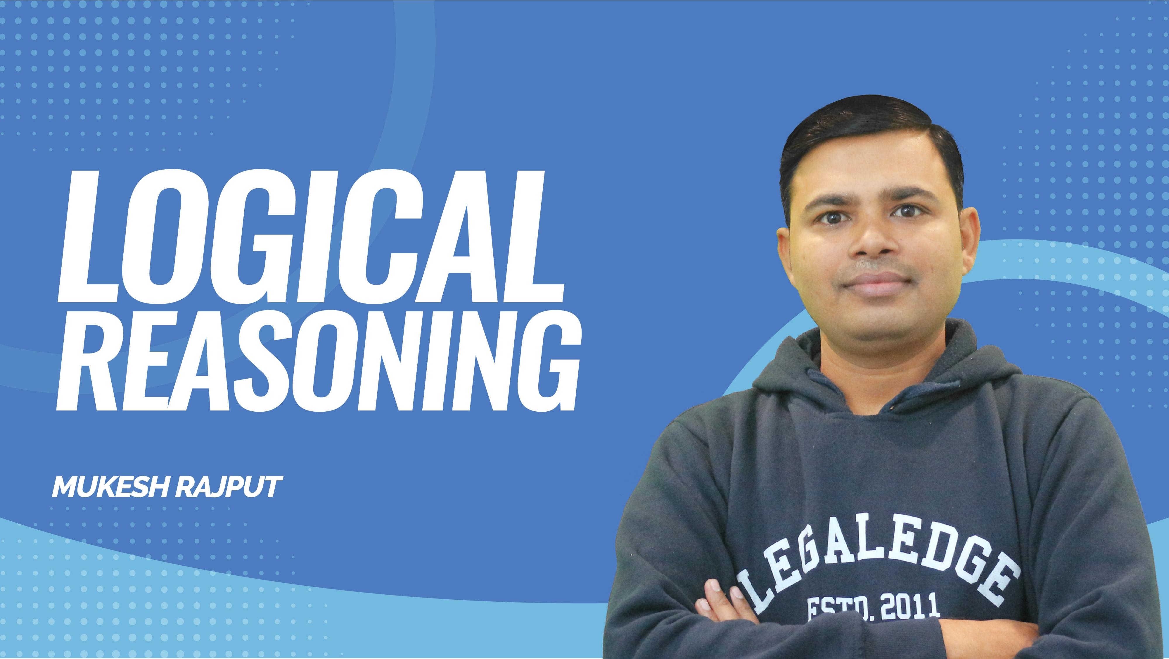 CLAT Gold | Logical Reasoning | Coding-Decoding-II | By Mukesh Sir