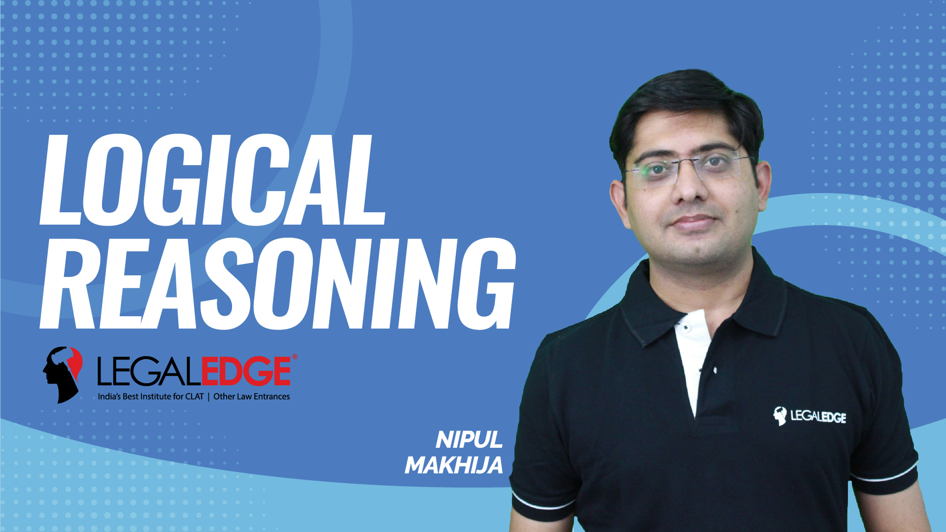CLAT Gold | Logical Reasoning | Data Arrangement- 3 | by Nipul Sir