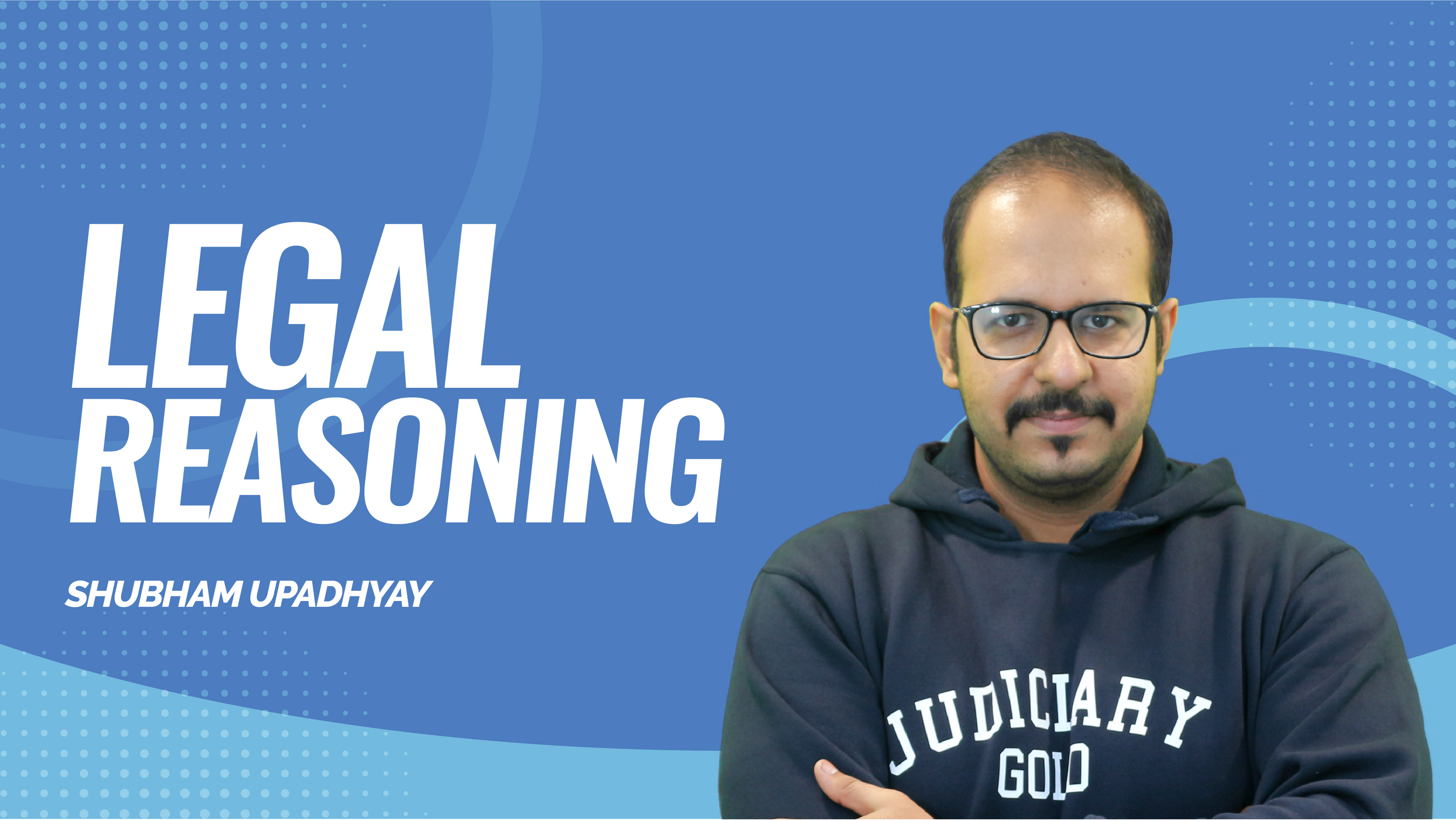 CLAT Gold Legal Reasoning by Shubham Sir