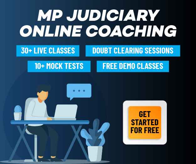 MP Judiciary Online Coaching