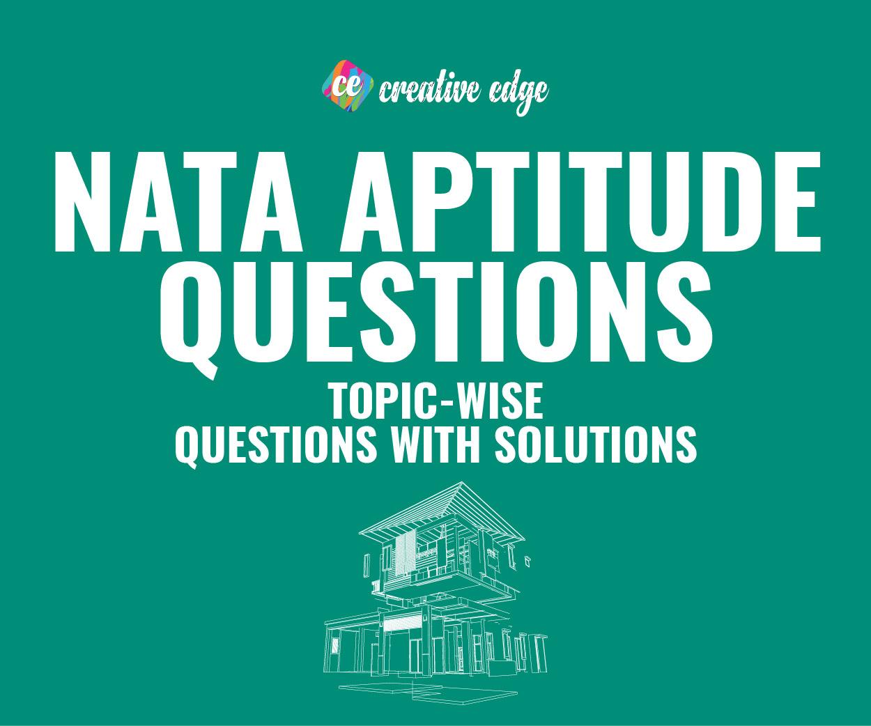 nata aptitude questions