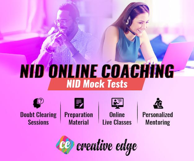NID Online Coaching