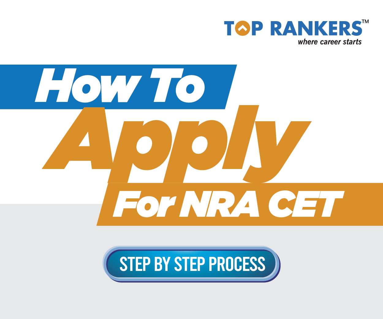 How to Apply for NRA CET