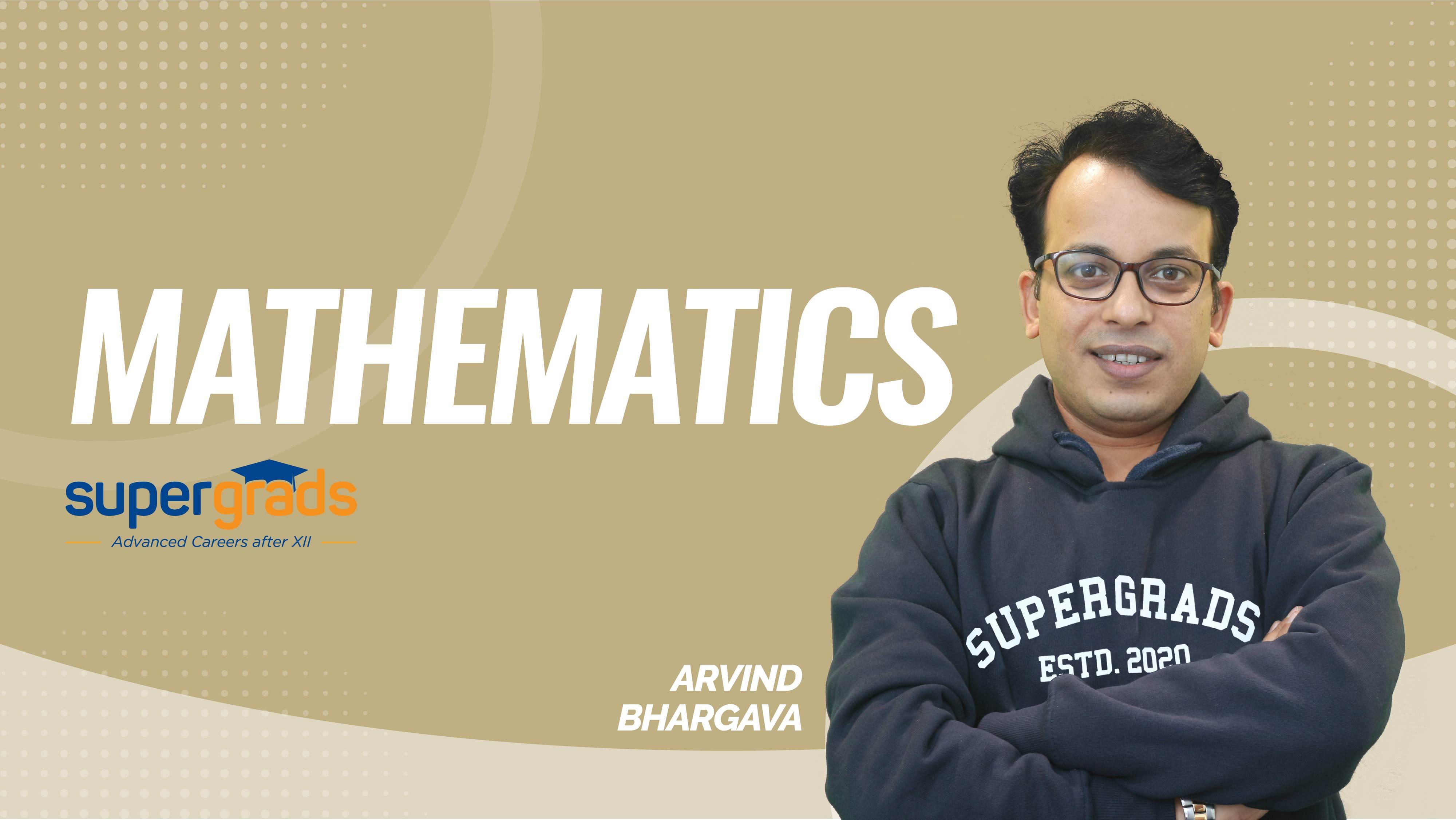 SuperGrads | Mathematics |  Revision Percentages | by Arvind Sir