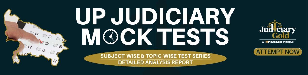UP Judiciary Mock Tests