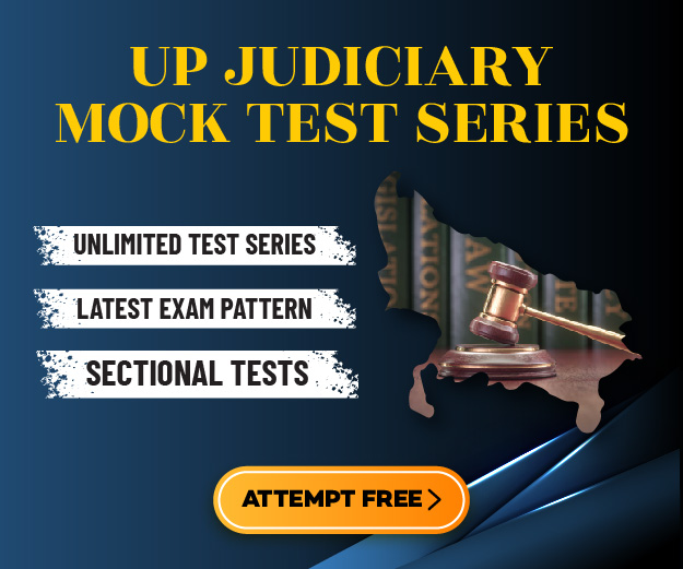 UP Judiciary Mock Tests