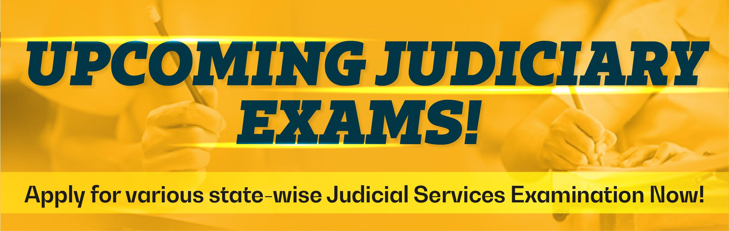 Judiciary Exams