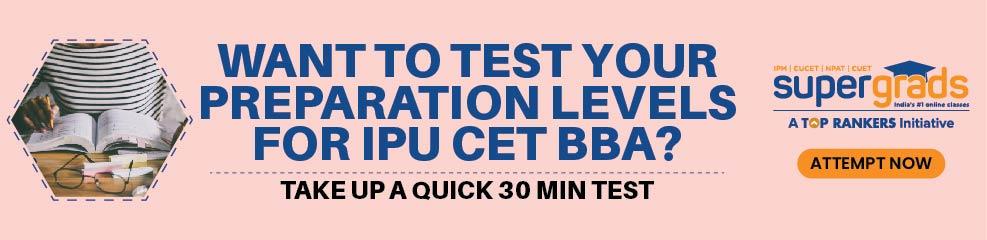 ipu bba cet mock test