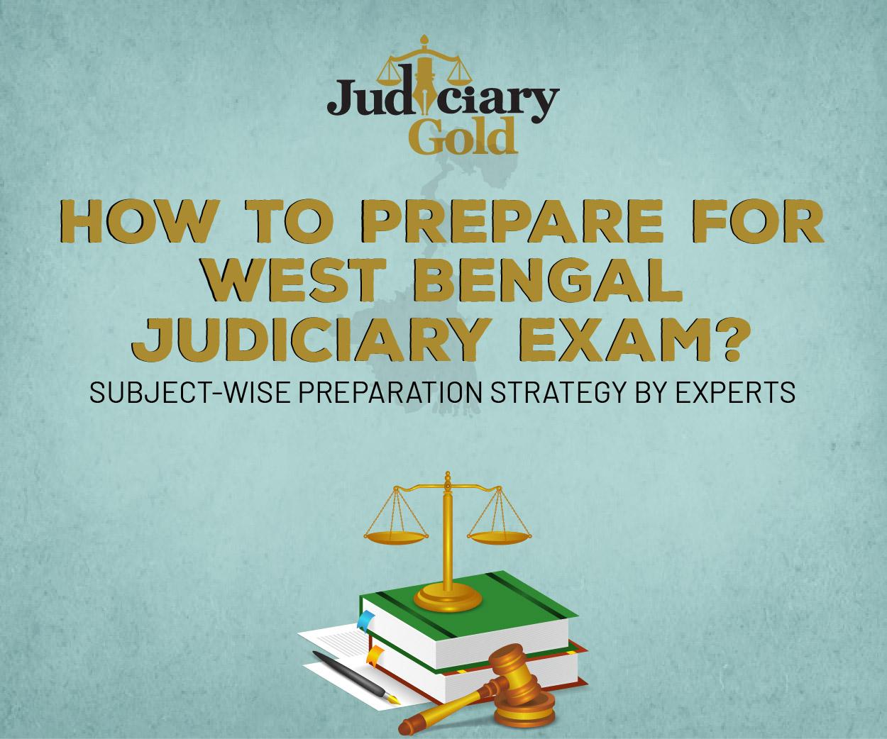 West Bengal Judiciary Exam Preparation