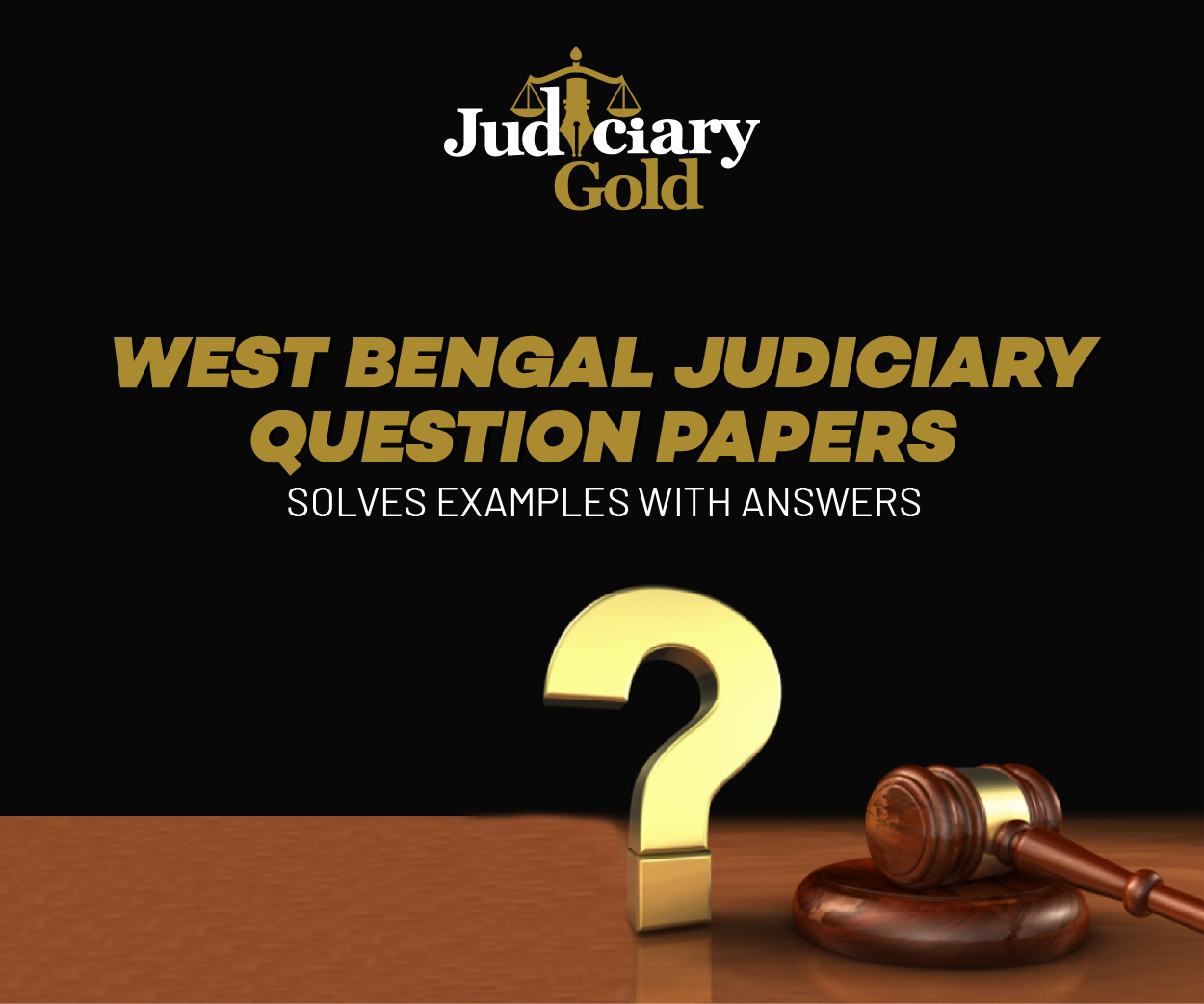 West Bengal Judiciary Question Papers