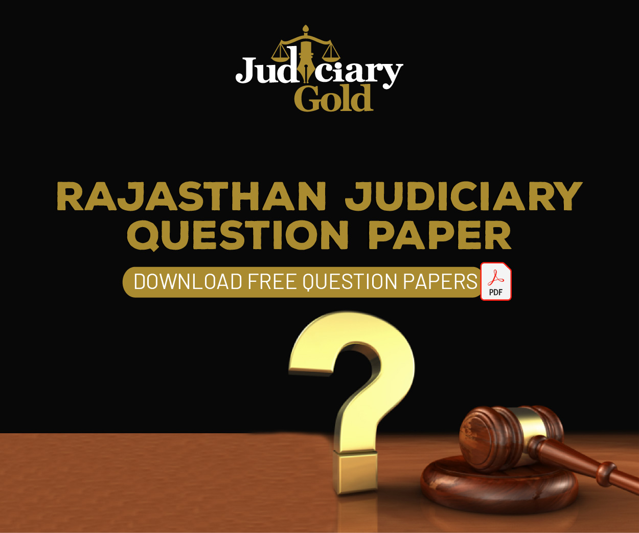 rajasthan Judiciary Question Papers